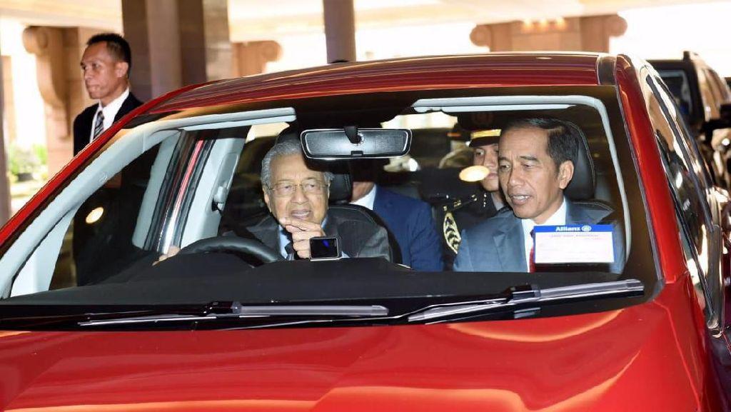 IOI Tak Terlibat Konsep ASEAN CAR yang Digagas Mahathir-Jokowi