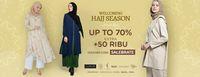 Sambut Idul Adha, 5 Situs Belanja Ini Diskon Baju Muslim Hingga 80%