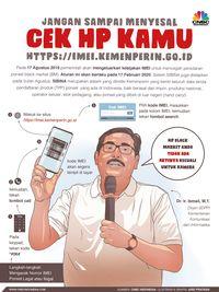 Aturan IMEI Berlaku, Ponsel Garansi Toko Masuk Barang BM?