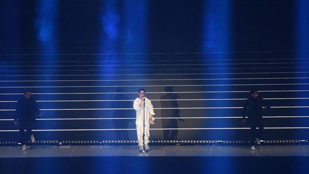 Konser 'Dekade' Afgan