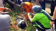 Potret Rekonstruksi Pembunuhan-Pemerkosaan Gadis di Sukabumi