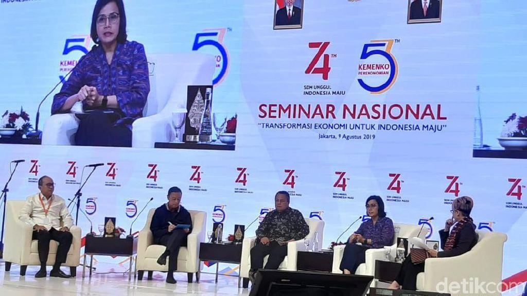 JK Hingga Darmin Kumpul di Hotel Borobudur, Apa yang Dibahas?