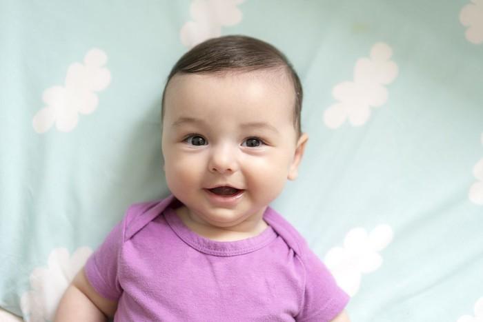 Nama bayi laki-laki dengan arti bagus. Foto: iStock