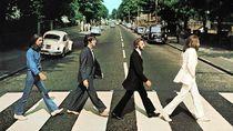 London Lockdown, Zebra Cross The Beatles Akhirnya Bisa Dicat Ulang