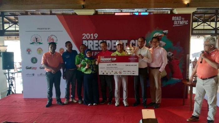 President Cup 2019 seri kedua digelar di Karawaci, Tangerang 6-8 Agustus (Istimewa)