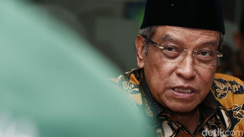 Said Aqil: Kita Akan Didikte Negara Produsen Vaksin, Mari Berdoa