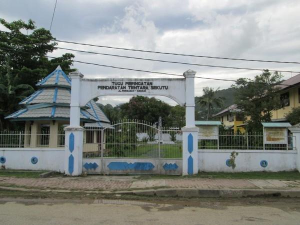Situs Pendaratan Sekutu di Jayapura yang merupakan tempat pertama kali sekutu datang ke tanah Papua (Istimewa/Balai Arkeologi Papua)