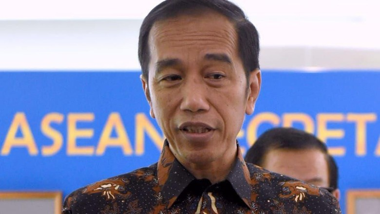 Jokowi soal Kabinet Periode Kedua: Ada yang Digabung, Ada yang Baru