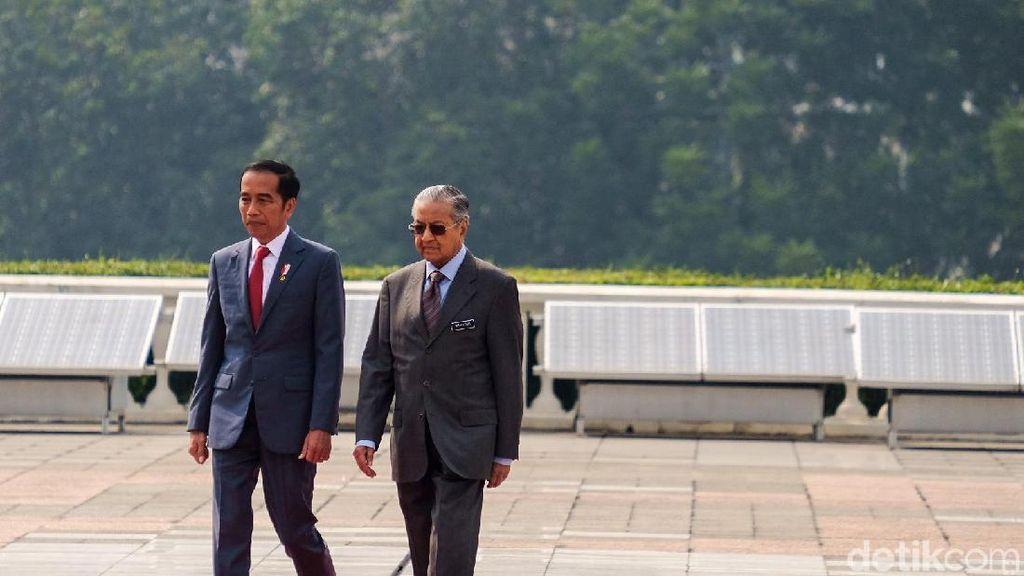 PM Malaysia Akan Surati Jokowi Soal Kabut Asap Kebakaran Lahan