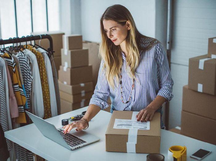 6 Tips Memulai Bisnis Online Rumahan Tanpa Modal/Foto: iStock