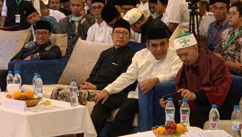 Hadiri Silaturahmi NU di Mekah, Sekjen Gerindra Petik Semangat Jaga NKRI