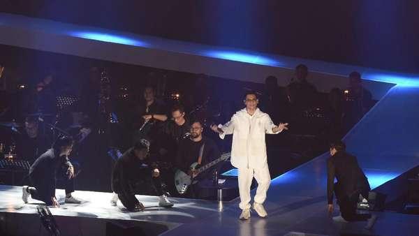 Aksi Afgan Bikin Istora Bergemuruh di Konser Perpisahan
