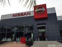 Diler Nissan-Datsun berstandar global di Puri Indah