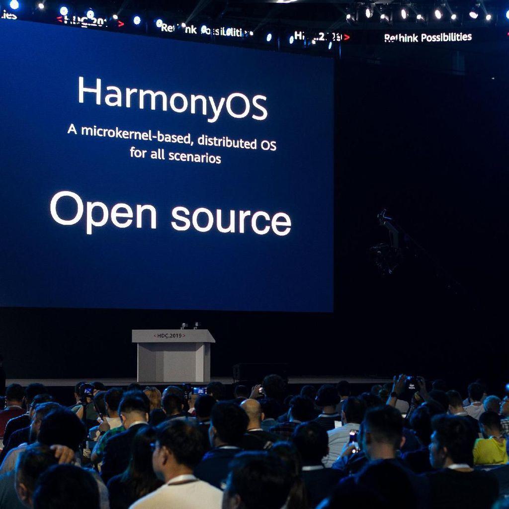 Kapan Huawei Mau Rilis Ponsel Pakai Harmony OS?