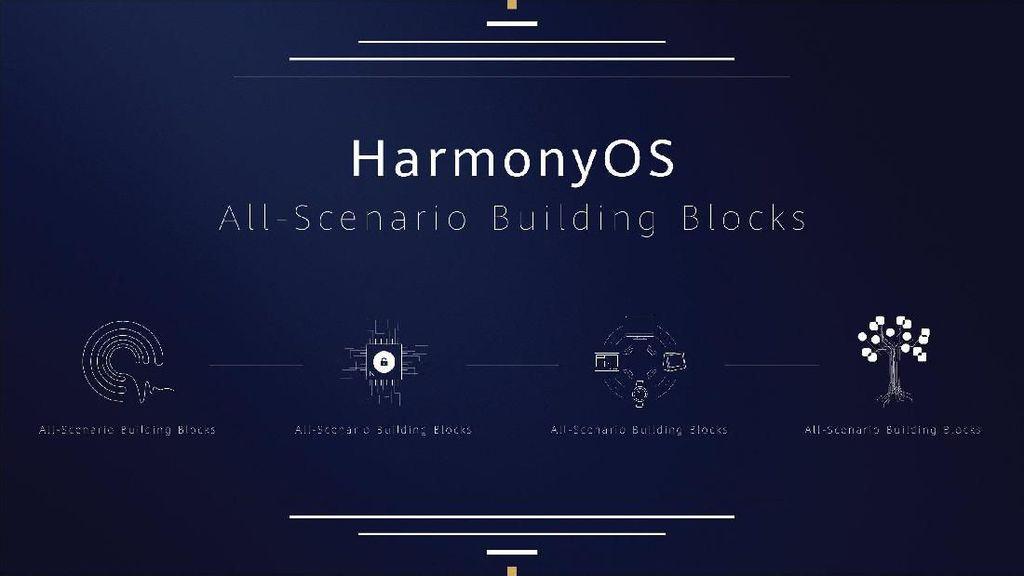 HarmonyOS Bisa Dicicipi Pengguna Huawei Mulai April