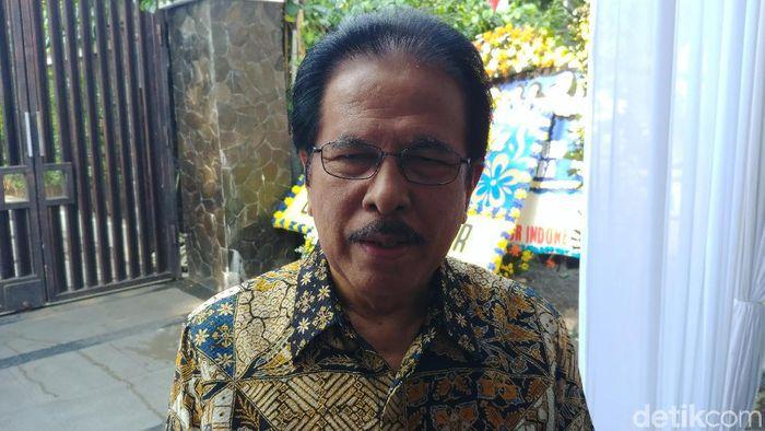 Menteri ATR/Kepala BPN Sofyan Djalil/Foto: Sofyan Djalil (Jefrie Nandy Satria/detikcom)