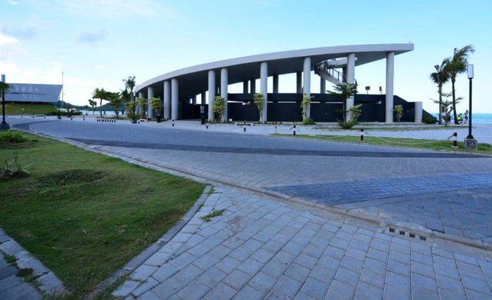 Kementerian PUPR melalui Direktorat Jenderal Bina Marga akan membangun jalan bypass sepanjang 17 km dengan lebar 50 meter, 4 lajur dilengkapi trotoar dan median jalan. Pool/Kementerian PUPR.