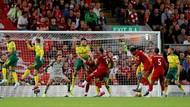 Liverpool Abaikan Posisi Norwich di Klasemen