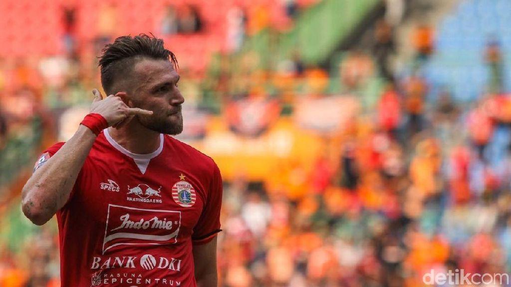 Borneo FC Waspadai Kembalinya Marko Simic