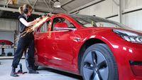 Tesla jadi pikap