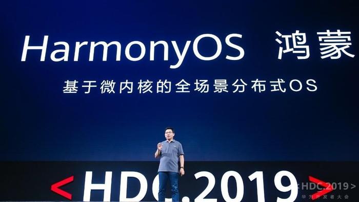 Harmony OS. Foto: Huawei