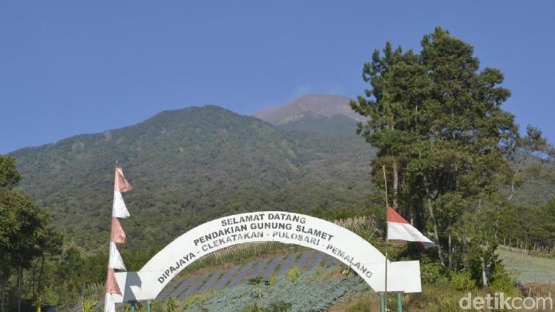 Cerita Relawan, Evakuasi 28 Pendaki di Gunung Slamet