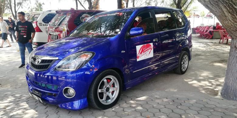1060+ Modifikasi Mobil Avanza Biru Gratis