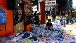 Suasana Pasar Tanah Abang di Timur Tengah Jelang Idul Adha