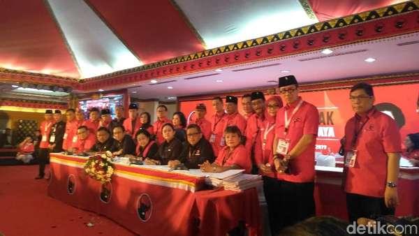 Kelakar Megawati saat Bacakan Nama Sekjen: Hasto Bosan Juga Sama Saya