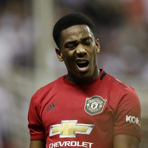Anthony Martial Kena Damprat Usai Laga Liverpool Vs MU