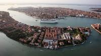 Musim Panas Ini, Kapal Pesiar Muncul Kembali di Venesia