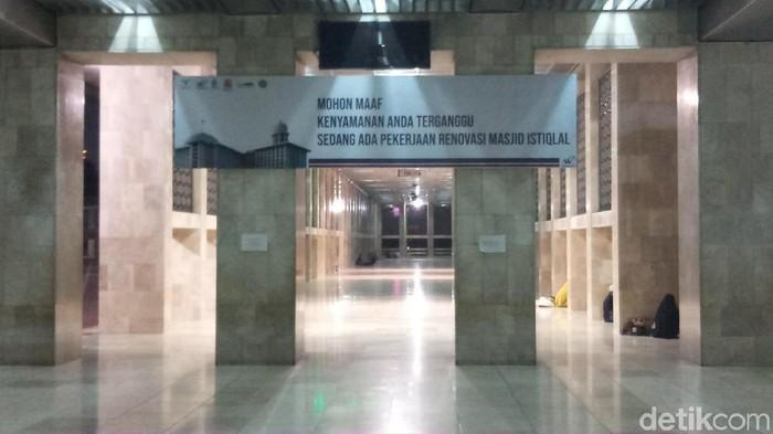 Masjid Istiqlal (Foto: Farih/detikcom)