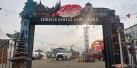 Touring Keliling Medan dengan Modal Bensin Rp 100 Ribu