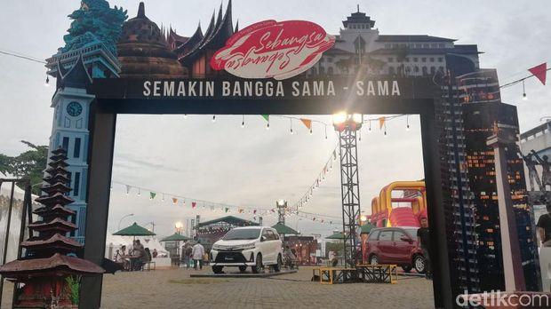 Toyota Avanza-Veloz Sebangsa di Medan