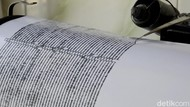 Gempa M 3,6 Guncang Tanggamus Lampung