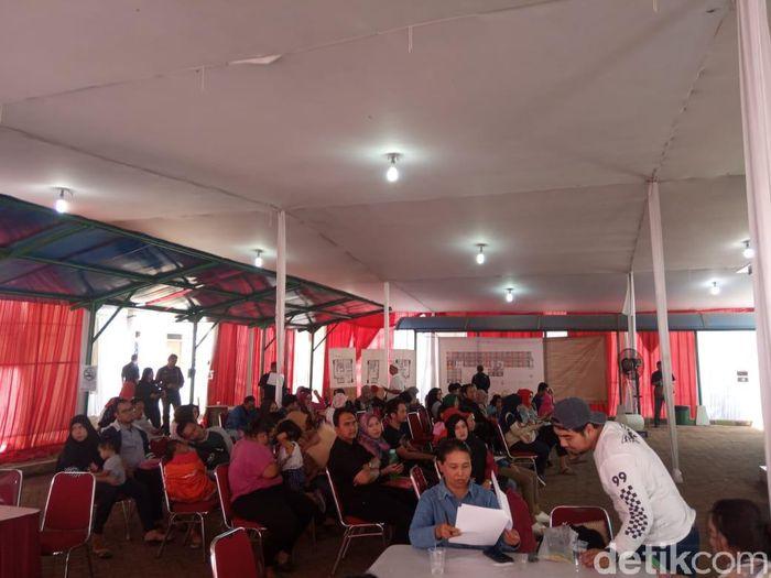 Pendaftaran rumah DP Rp 0 dibukan kembali/Foto: Herdi Alif Al Hikam/detikcom