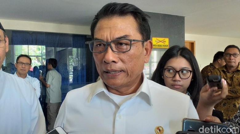 Moeldoko Minta Panglima TNI Cermati Seleksi Taruna Akademi