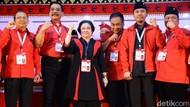 Megawati Lantik Struktur DPP PDIP 2019-2024