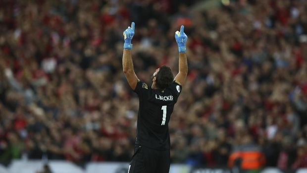 Duel Antarlini Atletico vs Liverpool
