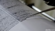 Gempa M 4,7 Terjadi di Wahai Maluku Tengah
