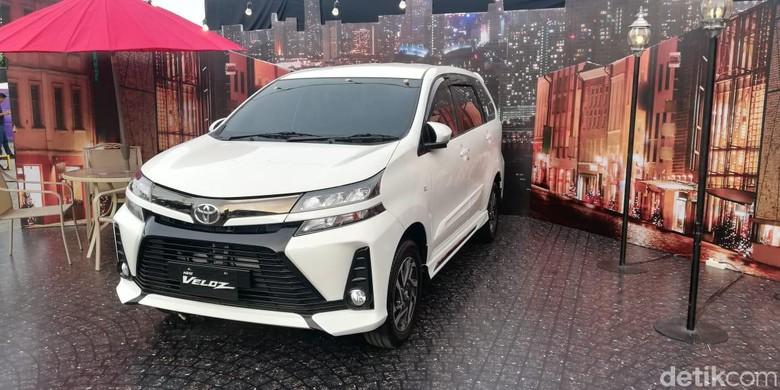 Toyota Avanza-Veloz Sebangsa di Medan. Foto: Rizki Pratama/detikOto