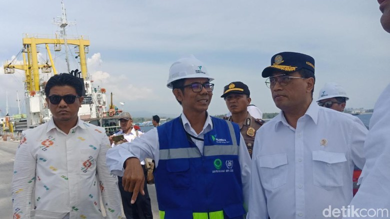 Perbaikan Pelabuhan-Bandara Pascabencana di Palu Dimulai pada 2020