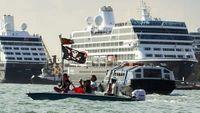 Kota Apung Venesia Batasi Kapal Pesiar!