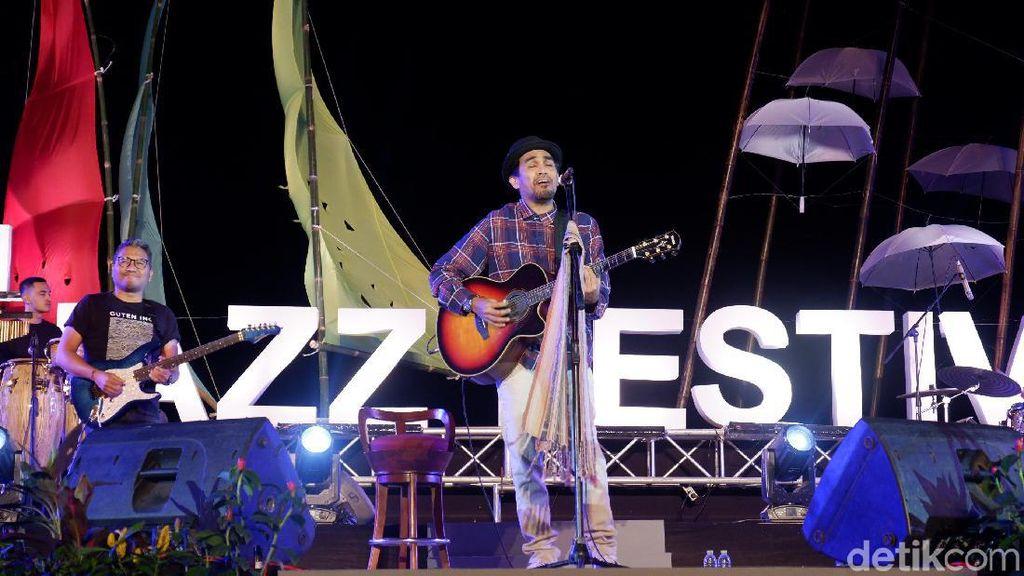 Glenn Fredly Sukses Bikin Meleleh Banyuwangi Beach Jazz Festival 2019