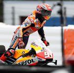 Marc Marquez Vs Nasib Buruk di MotoGP Inggris