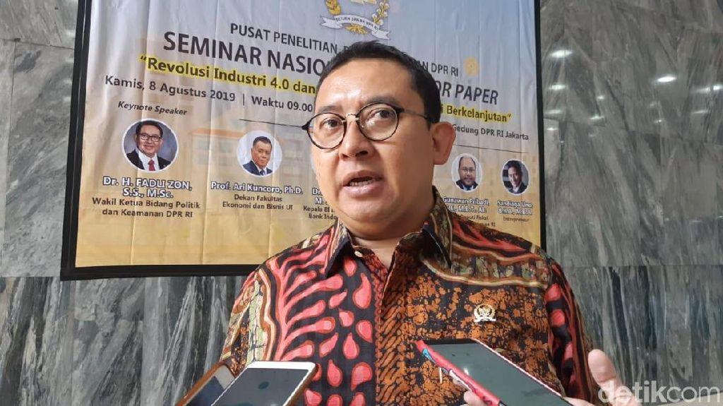 Fadli Zon Sindir Buruknya Transparansi Keuangan BPJS Kesehatan