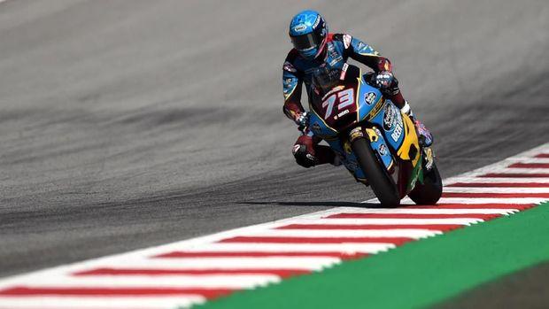 Alex Marquez masih memimpin di klasemen sementara Moto2 2019. (