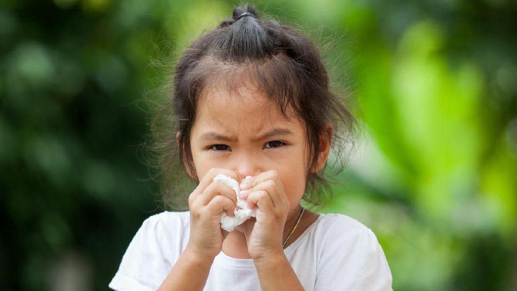 Anak Rentan Terserang Penyakit Akibat Polusi, Ini Saran Dokter