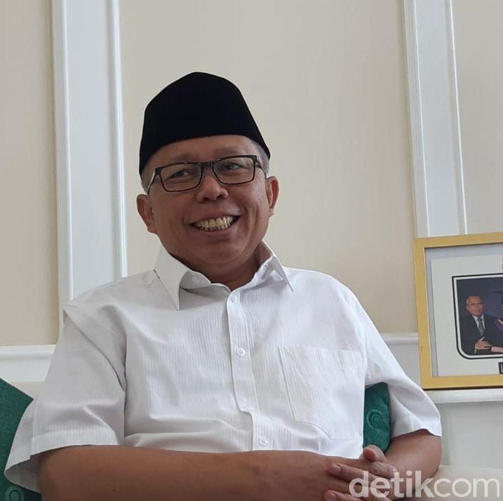 Prabowo-Paloh Ingin Amandemen UUD Menyeluruh, PPP Tak Ingin Terjebak