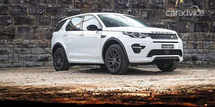 Di tempat kedua ada Land Rover Discovery Sport TD 4. Mobil bisa dicuri dalam waktu 36 detik. Foto: Car Advice